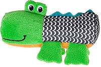 Игрушка-пищалка Bright Starts Kids II Забавный крокодил (52024)