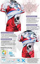 Компрессионная футболка рашгард Fixgear CFS-19R, фото 3