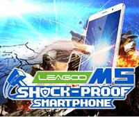 Leagoo M5 - ударопрочный смартфон