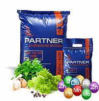 Партнер (Partner) Intensive комплексне водорозчинне добриво NPK 35.10.10+ME+MgO (2,5 кг 25 кг)