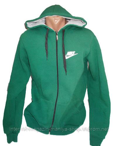 Кофта мужская спортивная капюшоном Nike