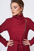 Модное пальто цвет Марсала. Мода 2017. Стиль
