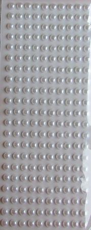 Полужемчуг на клеевой основе 220 шт