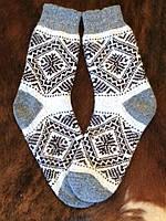 Мужские носки из ангоровой шерсти
