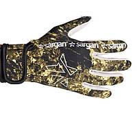 Перчатки для подводной охоты Sargan Агидель Камо 1.5 мм