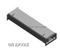 Короб кабельный блочный ККБ-3ПО
