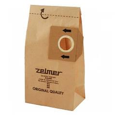 Бумажный мешок Zelmer для пылесоса зелмер пылесборник одноразовый