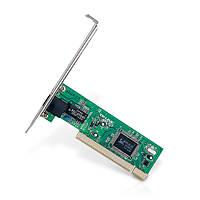Сетевая карта компьютерная TP - Link TF - 3239 DL 10 / 100 Мбит/с сетевой адаптер PCI / порт RJ45