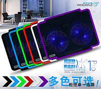 Охлаждающая подставка для ноутбука Notebook Cooler 14-15,6 дюймовый, фото 1