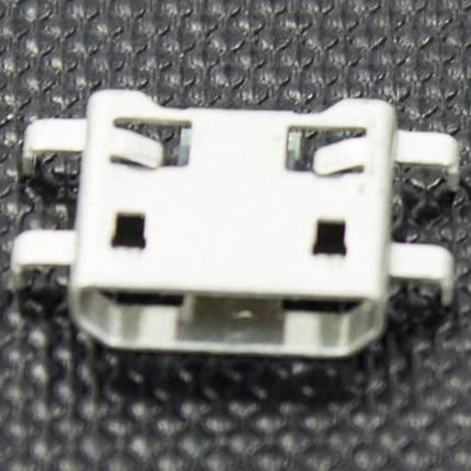 Micro USB разъем для цифровой техники планшета смартфона Xiaomi Samsung Lenovo на 5 контактов, фото 2
