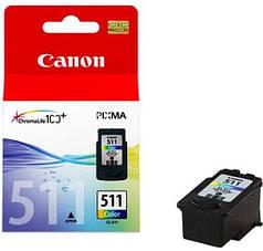 Картридж для принтера СANON CL-511 сменный расходники