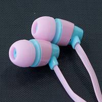 Наушники вакуумныеAIYALE A39 (Розовый) для айфона самсунга смартфона iphone samsung