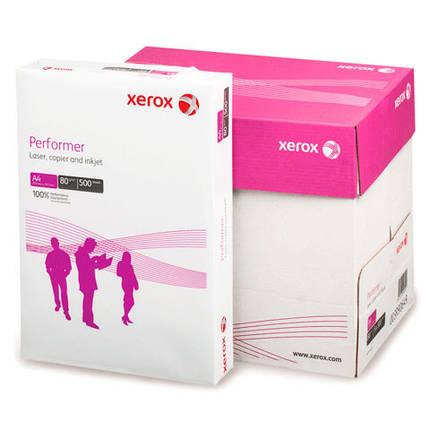 Бумага офисная Xerox Performer А4 для печати и ксерокса, фото 2