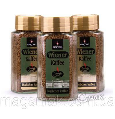 Кофе GiaComo Wiener Kaffee, 200 г, фото 2