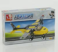 Конструктор для детей вертолет