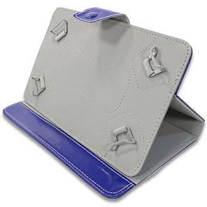 """Чехол книжка - универсальный 10 """" (Синий) для планшета 10 дюймов universal samsung lenovo xiaomi, фото 2"""