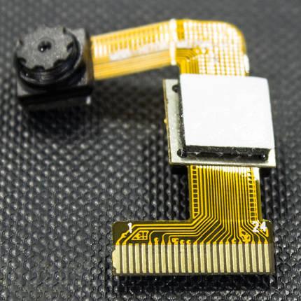 Камера для планшета М 718 camera со шлейфом фронтальная и тыловая, фото 2