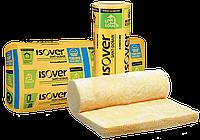"""Утеплитель минеральный """"Isover"""" Скатная кровля 100 мм 7,14м.кв (0,61м х 1,17м х 10шт.маты)"""