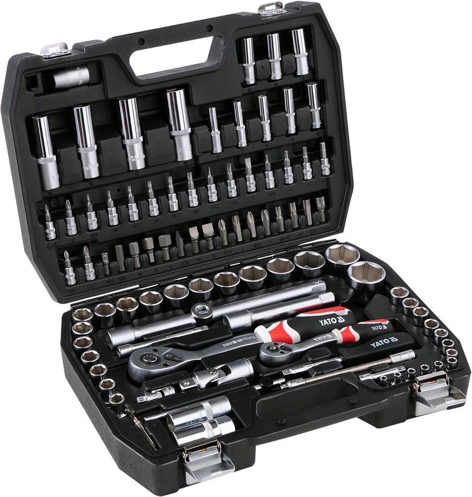 Набор инструментов Yato 94 предмета YT-1268