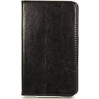 ➘Чехол LESKO Call 7 Black книжка подставка универсальный для планшета