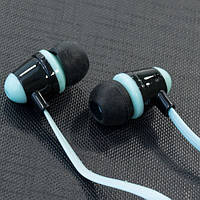 Гарнитура с микрофоном AIYALE A16 (Синий) наушники вакуумные для айфона самсунга iphone samsung galaxy 3,5