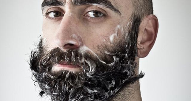 Для бороды : масло, гели, шампуни
