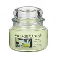 """Ароматическая свеча в стекле Village Candle """"Маргарита со льдом"""". 315 гр/ 55 часов"""