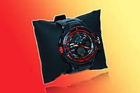 Мужские спортивные часы Skmei 1148 (black-red)