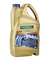 Масло трансмис. RAVENOL CVT Fluid, 4 л