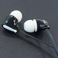 Гарнитура AIYALE A52 (Черный) вакуумные наушники с микрофоном для samsung iphone универсальные 3,5