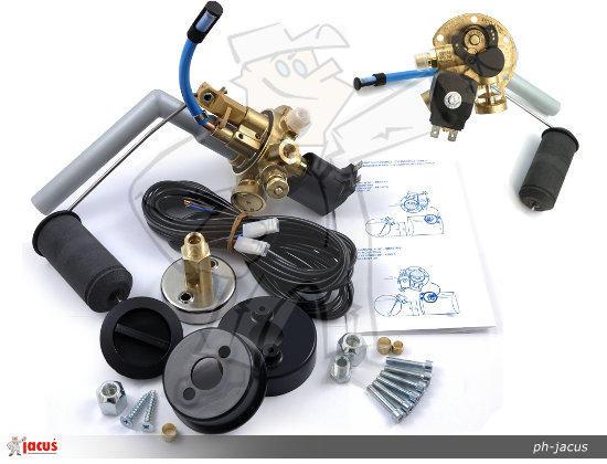 Мультиклапан тороидальный внутренний Tomasetto 250/30