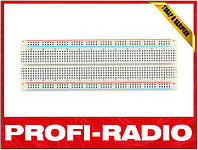 MB-102 Беспаечная макетная плата на 830 точек для Arduino, PIC, AVR