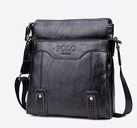 Оригинальная мужская сумка Polo Vacuna (Черный)