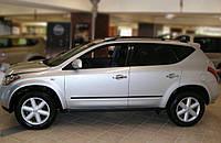 Молдинги на двери Nissan Murano Z50 2002-2008