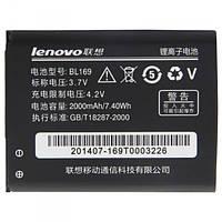 Аккумулятор к телефону Lenovo BL-169