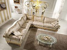 """KEOMA Salotti - Вишукані м""""які меблі в класичному стилі"""