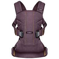 Эргономичный Рюкзак-кенгуру BabyBjorn ONE, фиолетовый