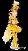 Детский карнавальный костюм ЗОЛОТАЯ РЫБКА код 652