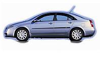 Боковые молдинги на двери для Nissan Primera P12 2001-2008, PUR, заказ. № F-15