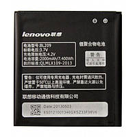 Аккумулятор к телефону  Lenovo BL-209