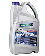 Масло трансмис. RAVENOL ATF T-IV Fluid, 4 л