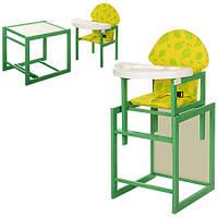 Детский стул для кормления (М V-100 К-З-8)