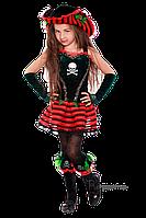 Детский карнавальный костюм ПИРАТКА код 2079, фото 1