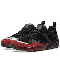 Оригинальные  кроссовки Puma Blaze of Glory 'Halloween' Cabernet & Black