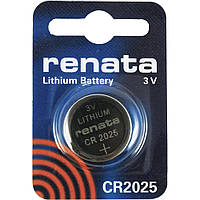 Батарейка Renata тип СR 2025
