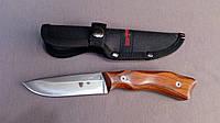 Нож нескладной Кабанчик, Качественный разделочный нож из фиксированным клинком