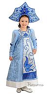 Детский карнавальный костюм ВАСИЛИСА код 680