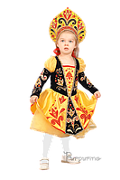 Детский карнавальный костюм ХОХЛОМА код 273