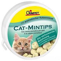Gimpet Cat-Mintips витаминизированное лакомство с кошачьей мятой Джимпет Кет-Минтипс 90 таб..g-408941