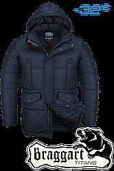"""Куртка зимняя мужская Braggart """"Titans"""" на меху"""